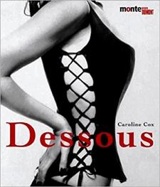 Titelbild des Buches Dessous von Caroline Cox