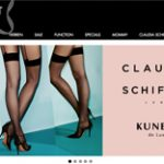 Kunert stellt neue Claudia Schiffer Kollektion vor