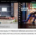 Kapow Meggings eröffnet deutschsprachigen Shop
