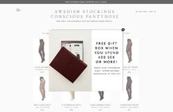Screenshot Swedish Stockings Geschenkbox