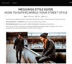 Wie Männer ihre Kapow Meggings tragen