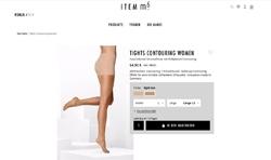 Screenshot item m6 Tights Contouring Women