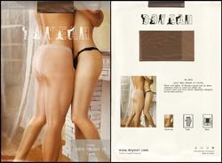 Verpackung Doyeah Männerstrumpfhose mit Penishülle