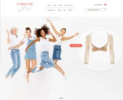 Screenshot shapeme.com