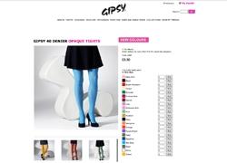 Screenshot Gipsy 40 DEN Strumpfhose