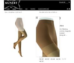 Screenshot Kunert Fly & Care 40