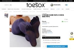 Screenshot toesox.de