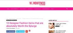 Screenshot Womenfitnessmagazine
