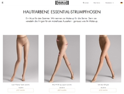 Screenshot Wolford Essential-Strumpfhosen