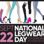 Hanes Hosiery veranstaltet zweiten Legwear-Day