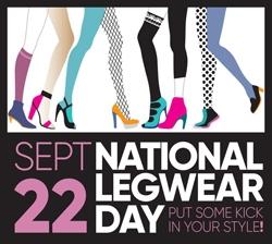 Logo National Legwear Day
