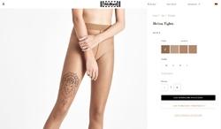 Screenshot Wolford Melina Tights
