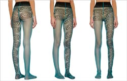 Carly Mark Wormhole Tights