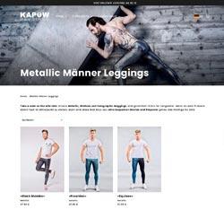 Screenshot Karpow Meggings Metallic