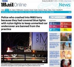 Screenshot Daily Mail