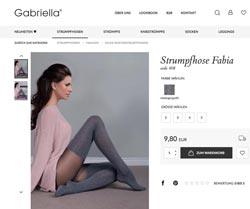 Screenshot Gabriella Fabia