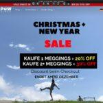 Meggings kaufen und bis zu 30 Prozent sparen