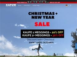 Screenshot Kapow Meggings Sale