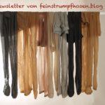 Newsletter von feinstrumpfhosen.blog bestellen