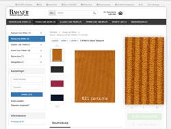 Screenshot Bahner Stützhose Stripes