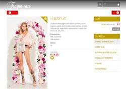 Screenshot Trasparenze Strumpfhose