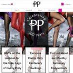 Pretty Polly feiert das 100-jährige Bestehen