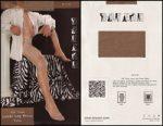 Verpackung Doyeah 15-DEN-Männerstrumpfhose mit geschlossener Penishülle