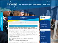Screenshot Fulwood Academy