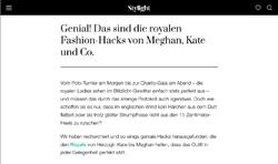 Screenshot stylight.de
