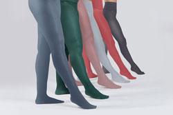 Strumpfhosen von Heist in sechs Farben