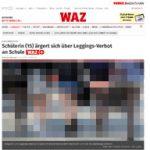 Leggings-Verbot an deutscher Schule