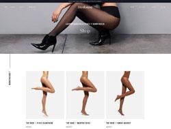 Screenshot Hedoine Onlineshop