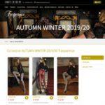 Trasparenze zeigt die neue Herbst-Winter-Kollektion