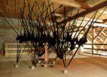 """Installation """"Europs Frauen 2019"""" von Christine Wehe Bamberger"""
