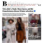 Wenn Modejournalistinnen Fashionistas anhimmeln