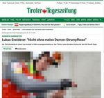 Screenshot Tiroler Tageszeitung