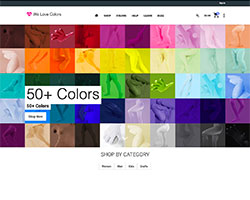 Welovecolors Screenshot