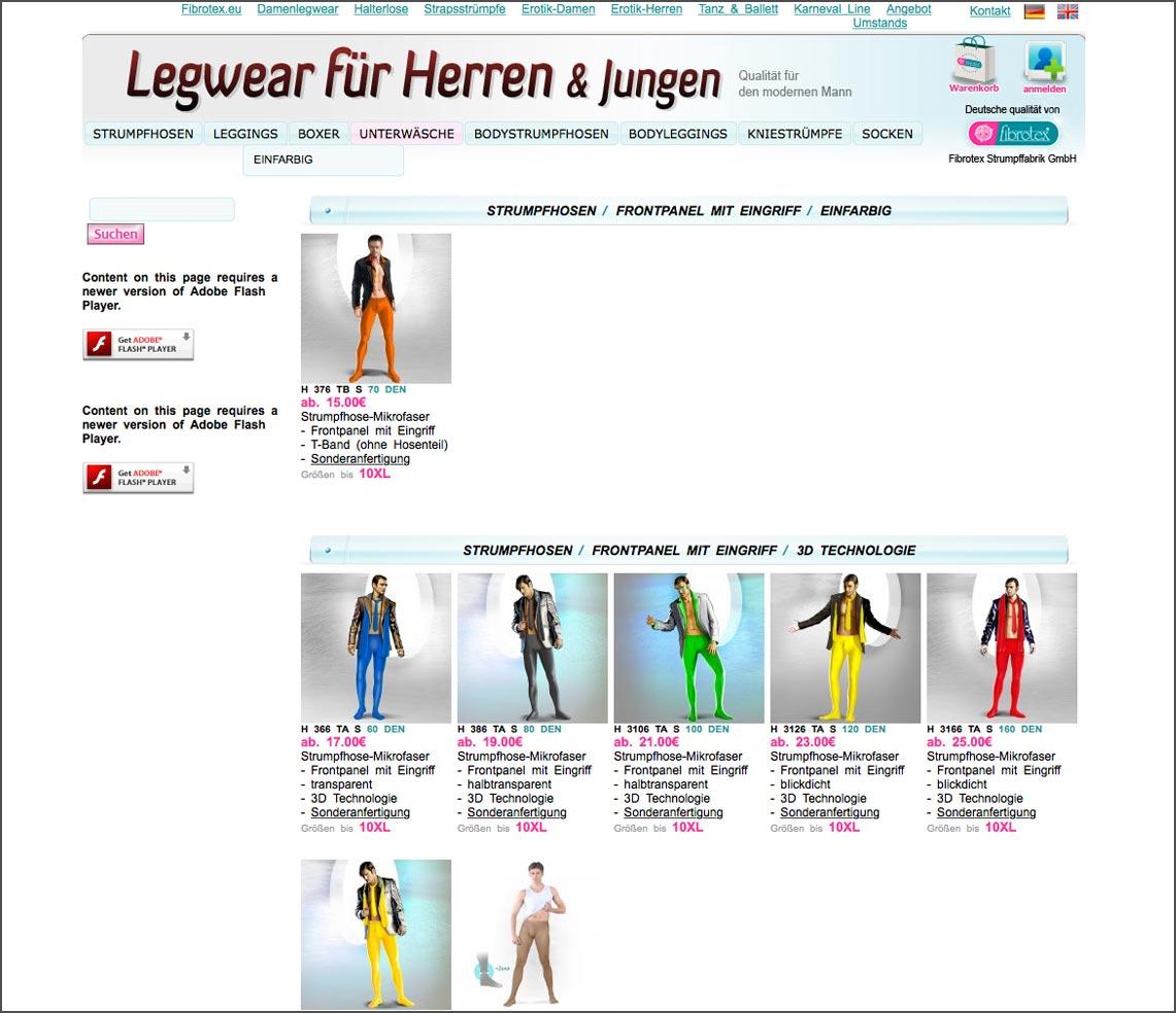 Strumpfhosen für Männer online kaufen | Feines für die Beine