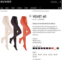 Frühjahr-Sommer-Kollektion von Kunert