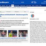 Strumpfhosen in der Sportberichterstattung