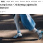 Und wieder: Strumpfhosen zu offenen Schuhen