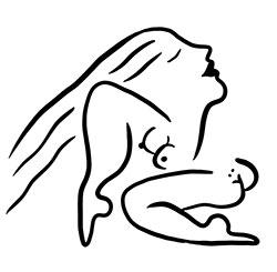 Design-Strumpfhose