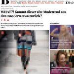 "Dünne Leggings als ""seeeeehr alter Trend""?"