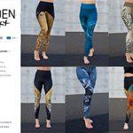 Eden XX produziert Leggings mit frischen Mustern