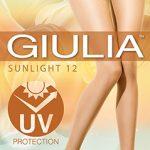 Giulia Strumpfhose schützt vor UV-Strahlung