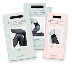 Dreier-Sets von Swedish Stockings