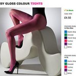 Gipsy Gloss Colour Tights wieder lieferbar