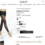 item m6 Shape Leggings auch in 30 DEN