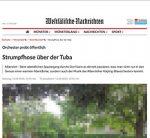 Screenshot Westfälische Nachrichten