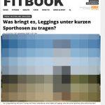 Sind Leggings unter kurzen Sporthosen sinnvoll?